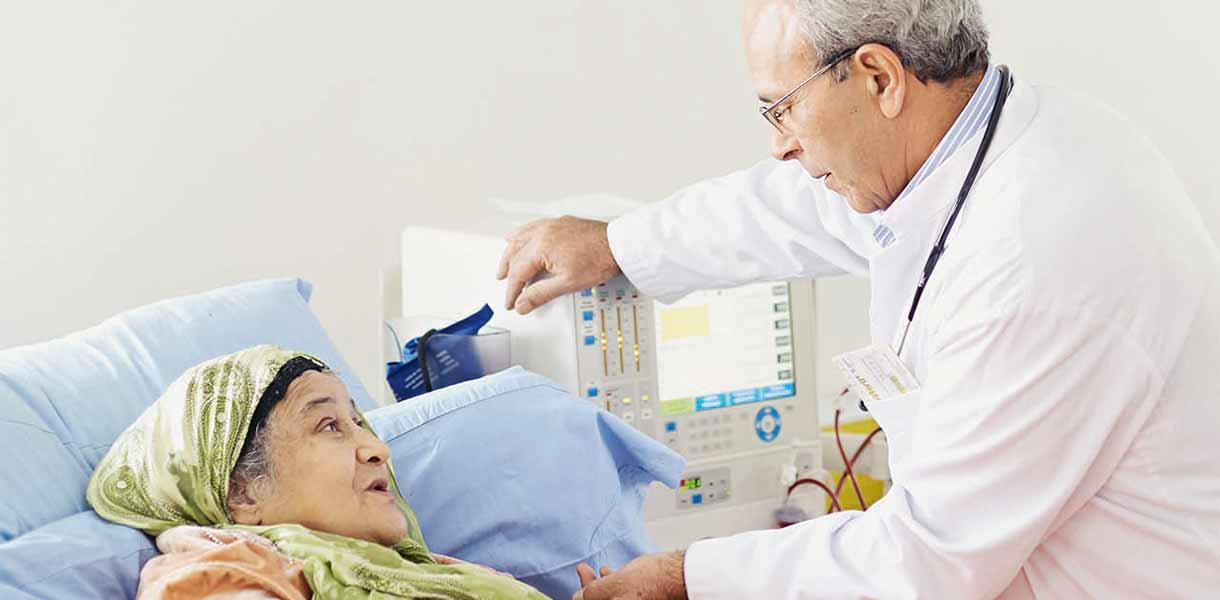 Estrategia y valores de Fresenius Medical Care