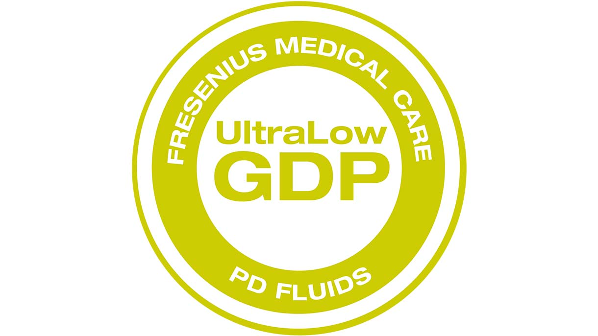 Logotipo de UltraLow GDP