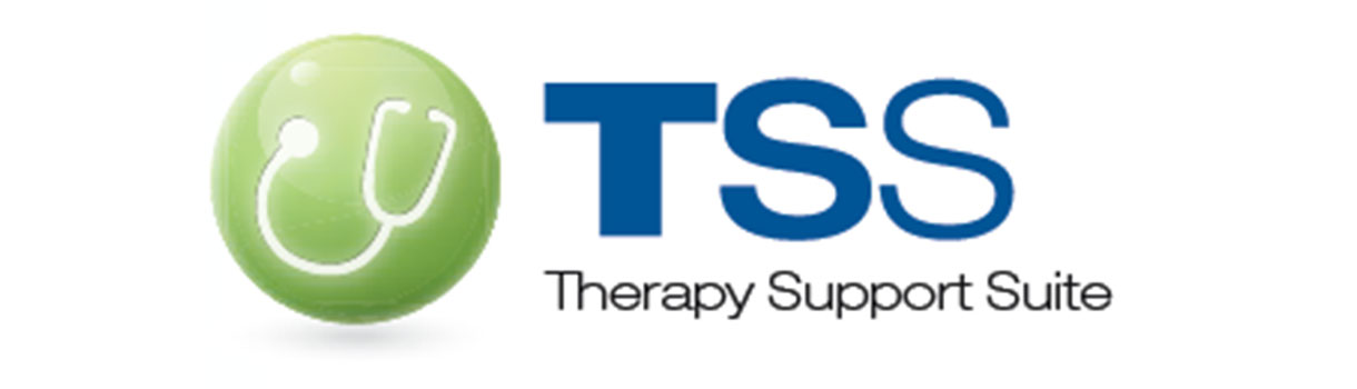 Logotipo de Therapy Support Suite (TSS) de Fresenius Medical Care